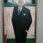 پرتره John Kerr، فرماندار فراری در موزه ملی پرتره استرالیا